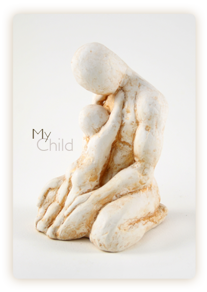 father and child artsculpture