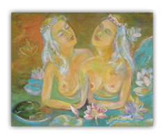 goddess paintings