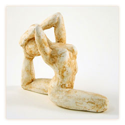 yoga sculptures